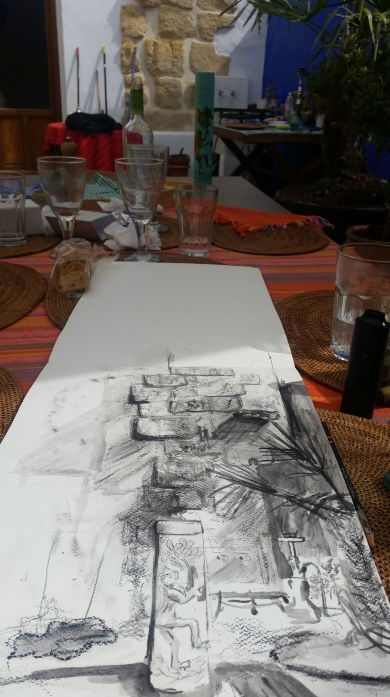 further Life Drawing at Atelier 88