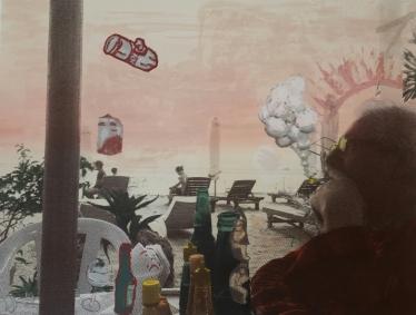 Pedro II, Silkscreen, 2015 - £420