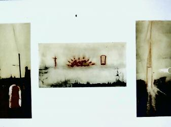 photos taken in the Cork City leg of my 1998 Residency (not for Sale)