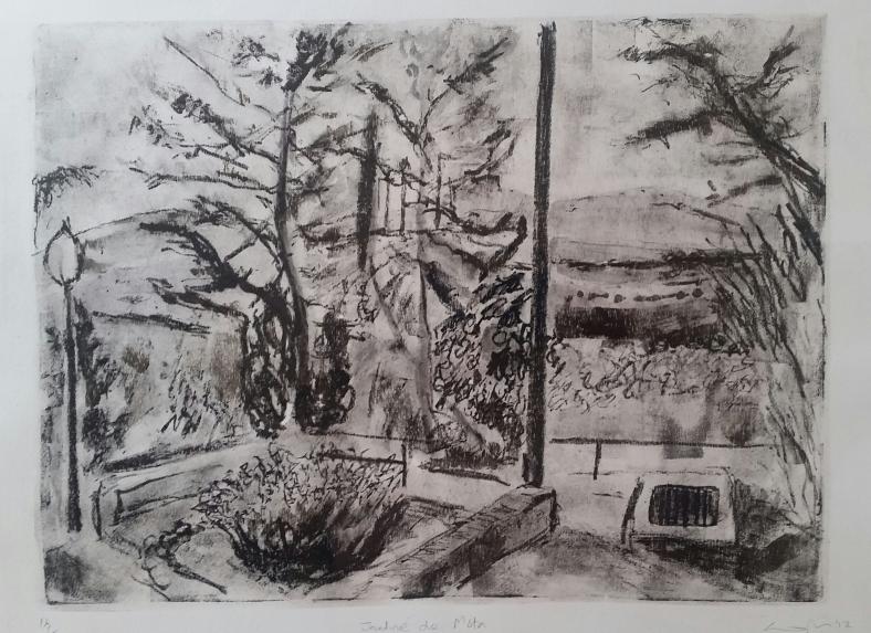 Jardin de Mota, Mokulito, 2017