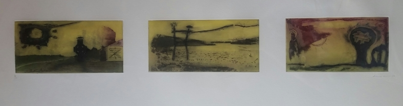Cork III, Photoetching, 1998